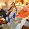 Joe,Amanda,Cate, Great Grandpa