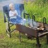 Cate roastining marshmallow