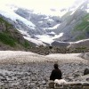 Enjoying Glacier